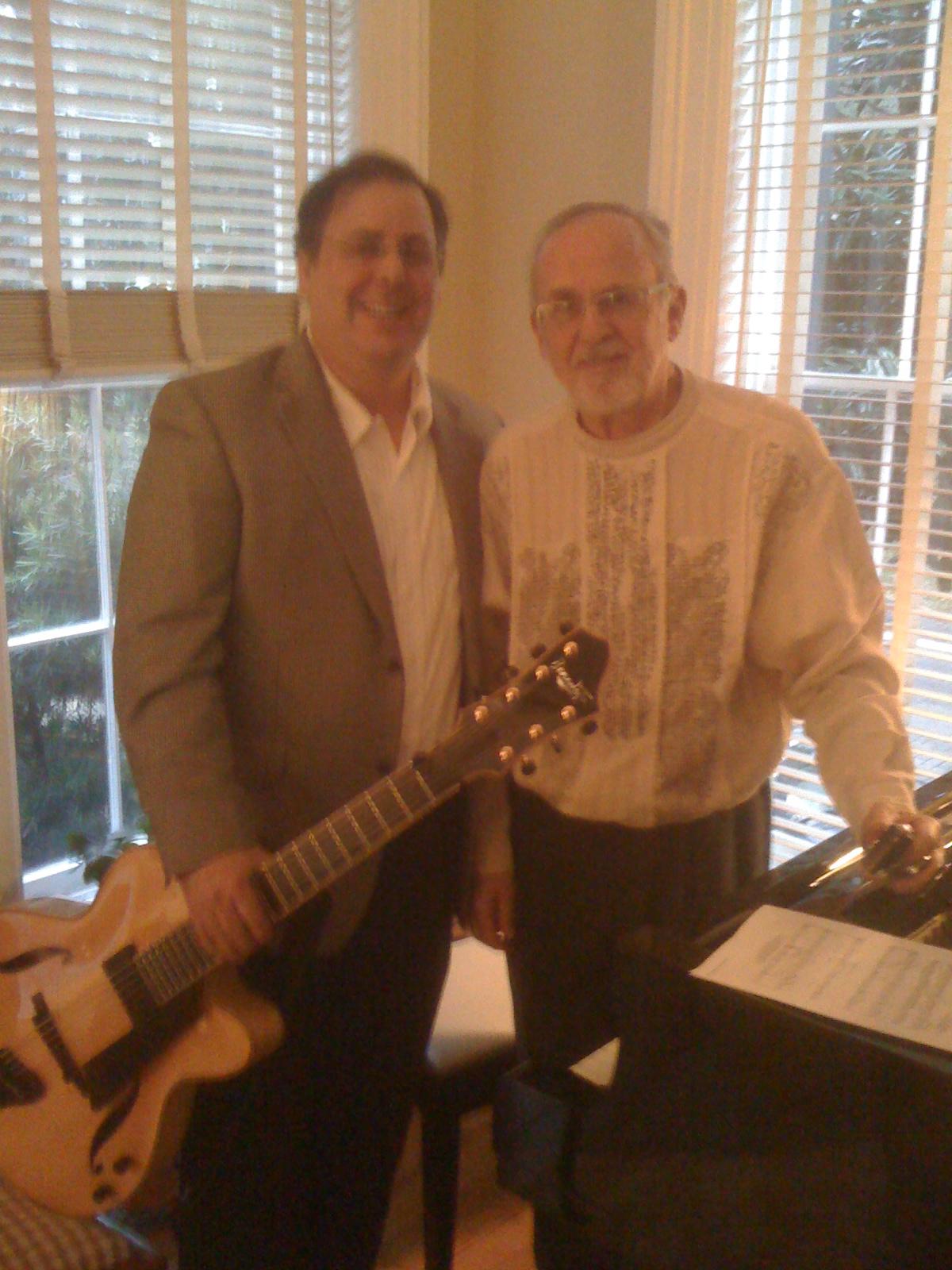 Howard Paul and Bob James