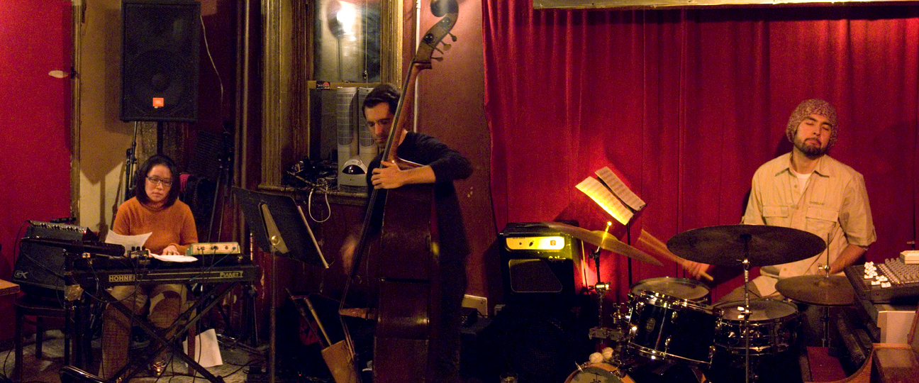 Tomas Fujiwara Trio w/ Shoko Nagai and Thomas Kneeland - Barbs 2007