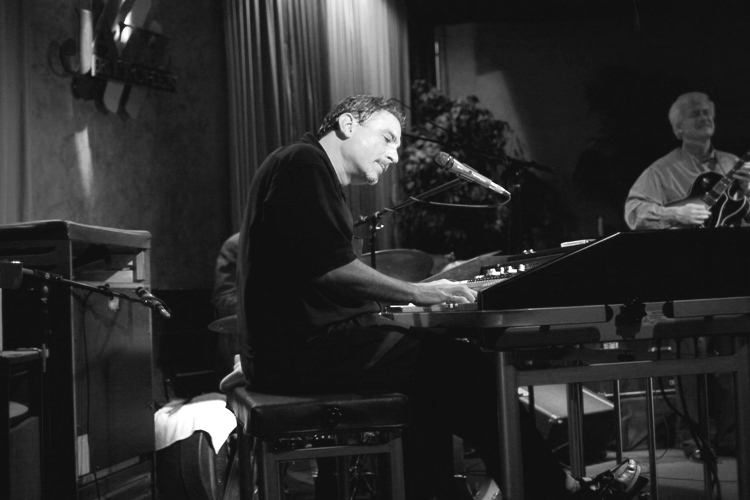 Tony Monaco and His Trio, Performing at the Jazz Kitchen in Indianapolis; February 2006