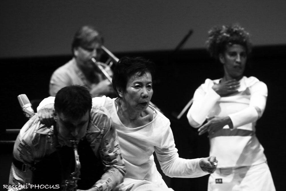Yoshiko Chuma & The School of Hard Knocks