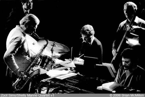 Zoot Sims-Shelly Manne