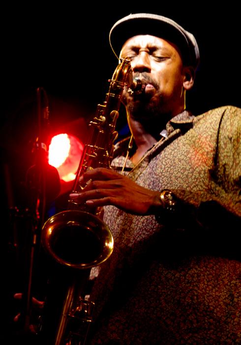 Shabaka Hutchings, Imperial Wharf Jazz Festival, London
