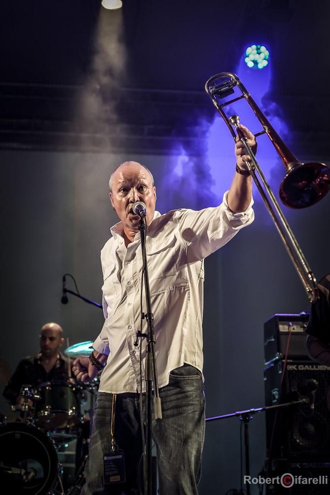 Nils Landgren Time in jazz 2018