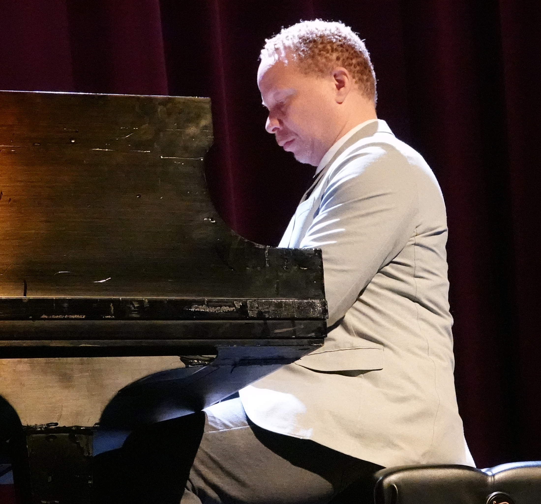 Craig Taborn at Big Ears Festival 2019