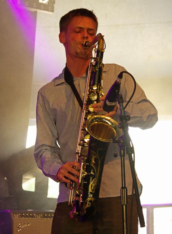 Duncan eagles, love supreme jazz festival