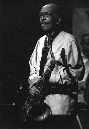 The Great Jimmy Heath and His Brothers Play to a Full House at the Jazz Showcase in Chicago, September 2002.