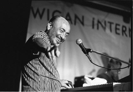 Eddie Palmieri: Wigan, 1999