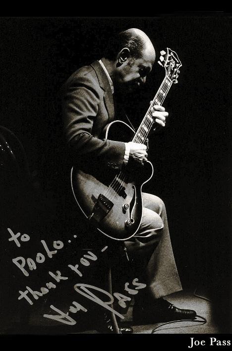 Joe Pass, 1991