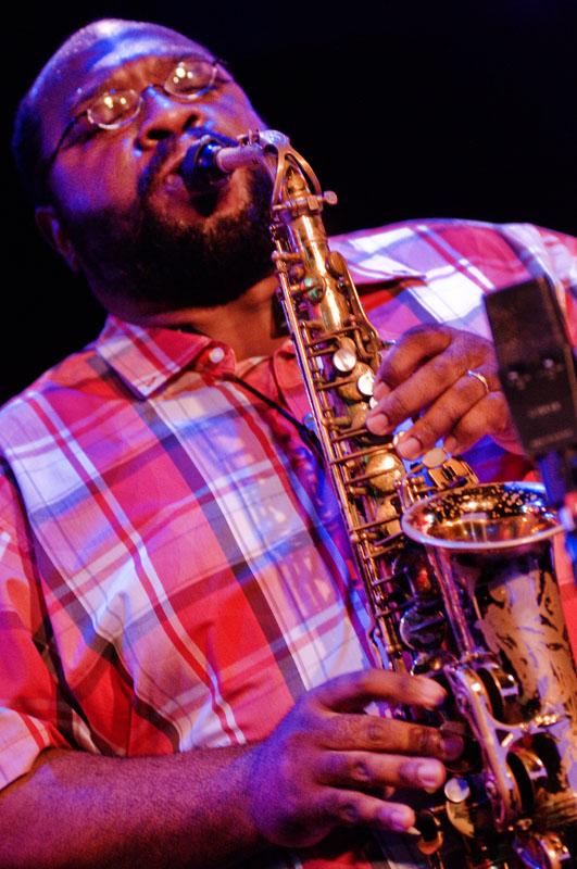 Darius Jones, td Ottawa Jazz Festival