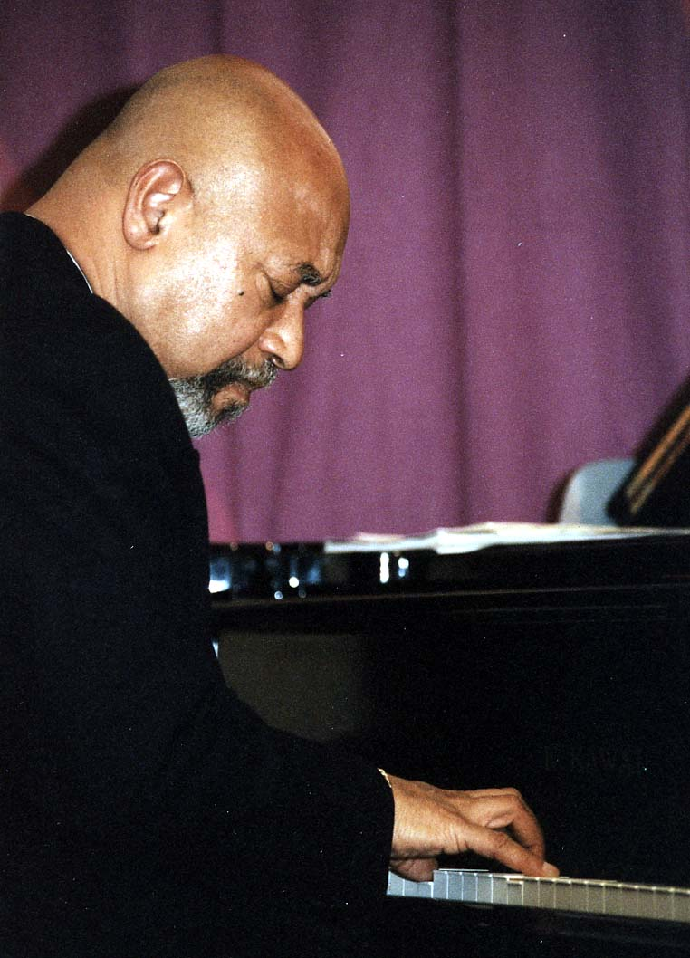 Kenny Barron, Guinness Cork Jazz Festival Oct 1997