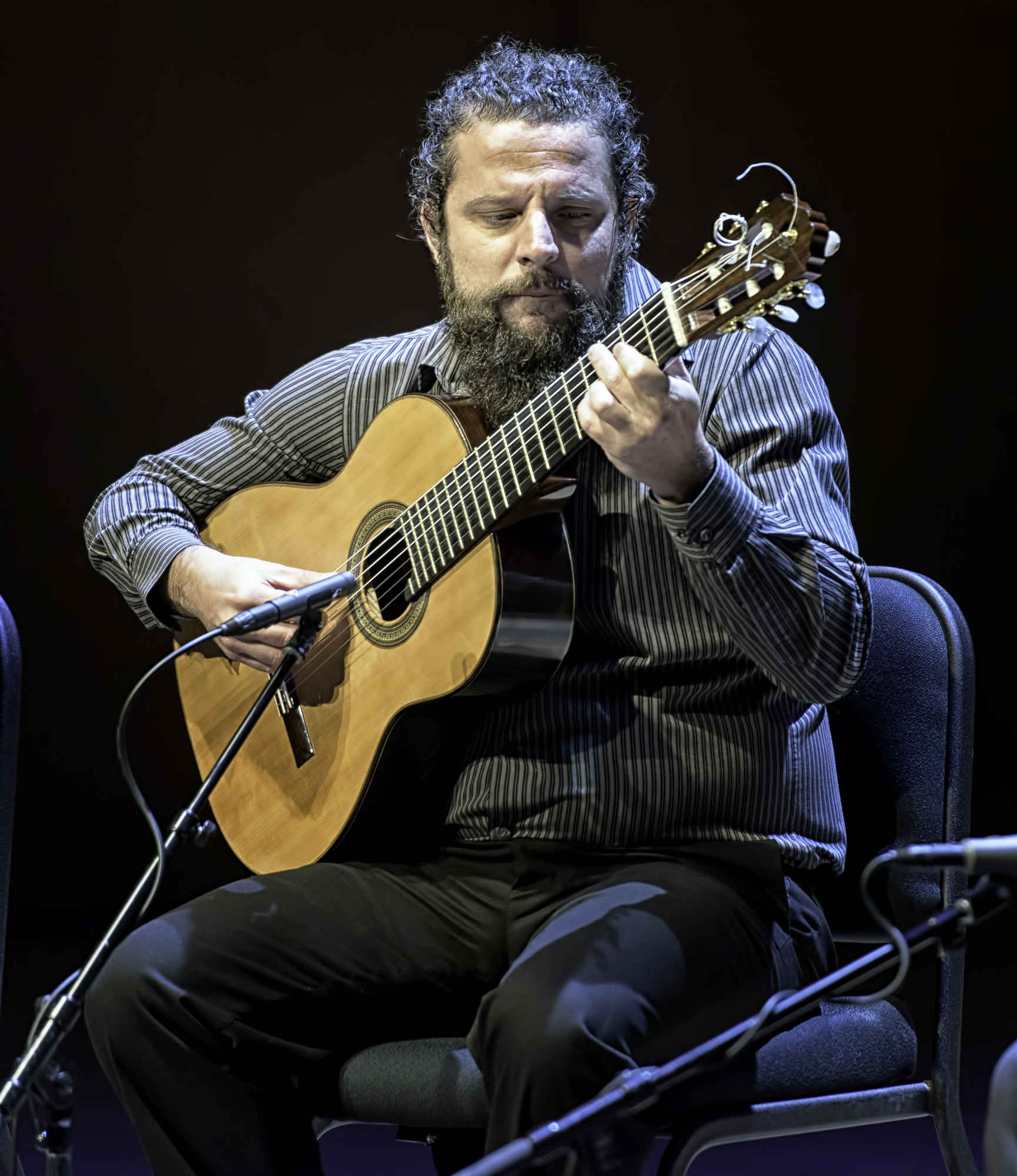 Douglas Lora With Anat Cohen And Trio Brasileiro At The Musical Instrument Museum (mim) In Phoenix
