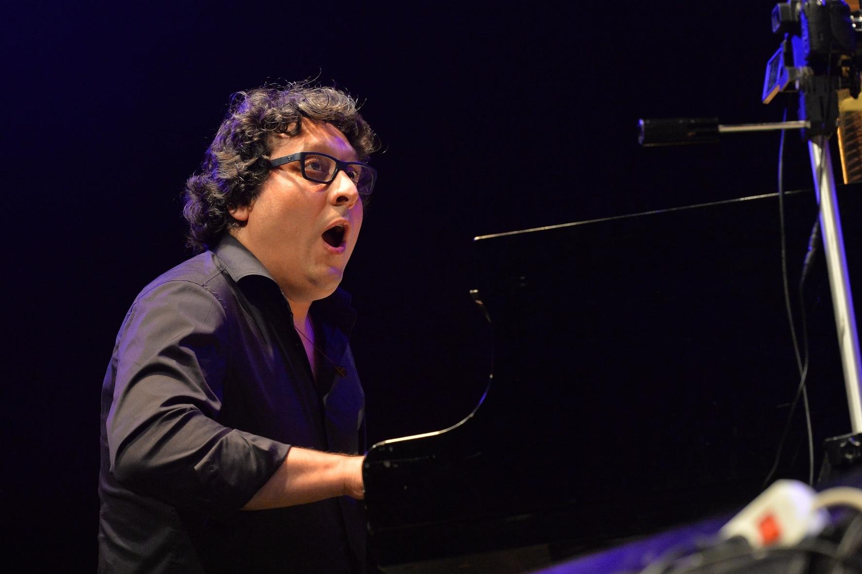 Marius Preda at Garana Jazz Festival 2017