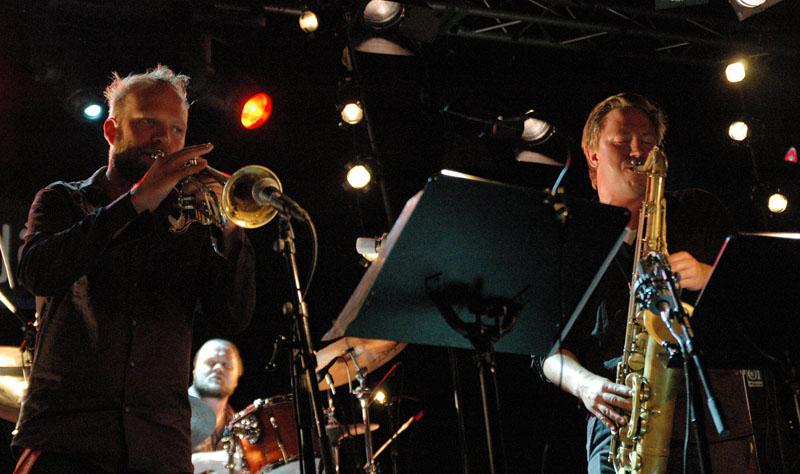 Mathias Eick, Torstein Lofthus and H