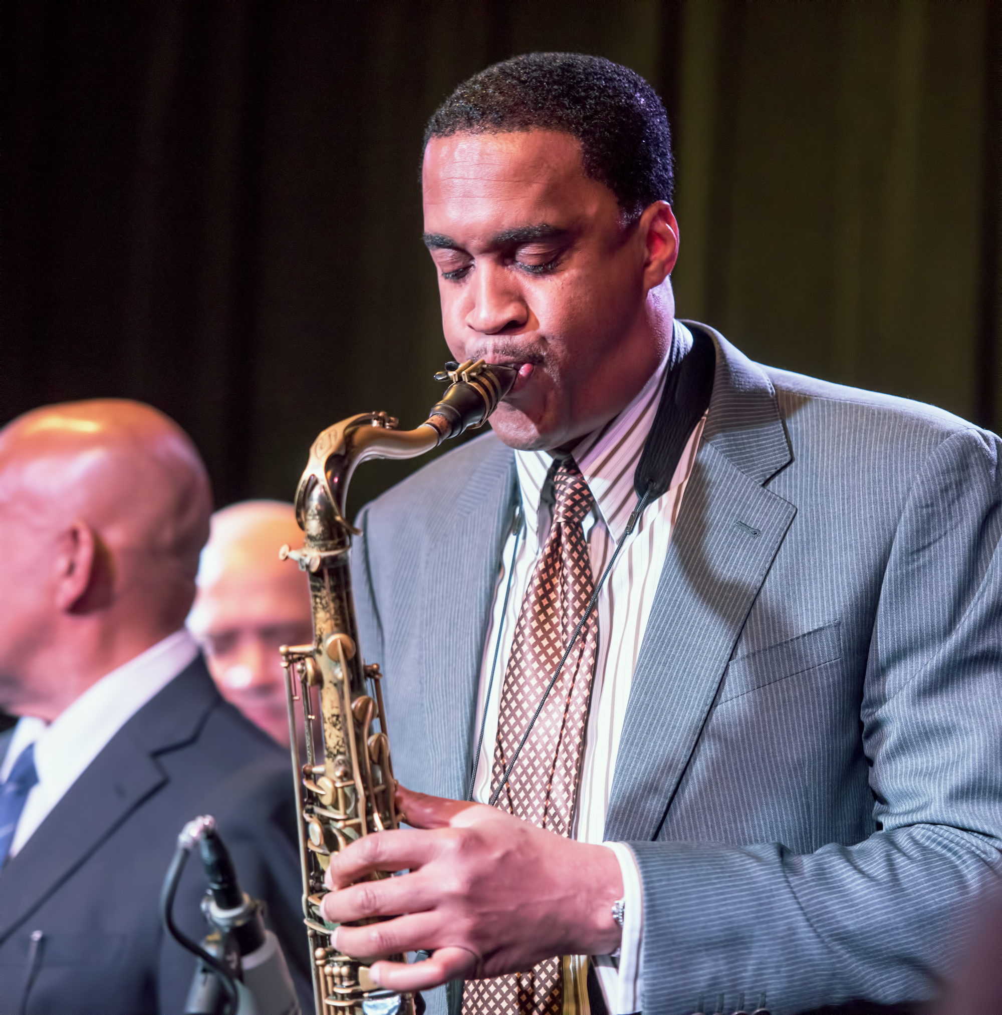 Javon Jackson In The Jazz Message: Celebrating The Legacy Of Art Blakey And The Jazz Messengers At The Nash In Phoenix