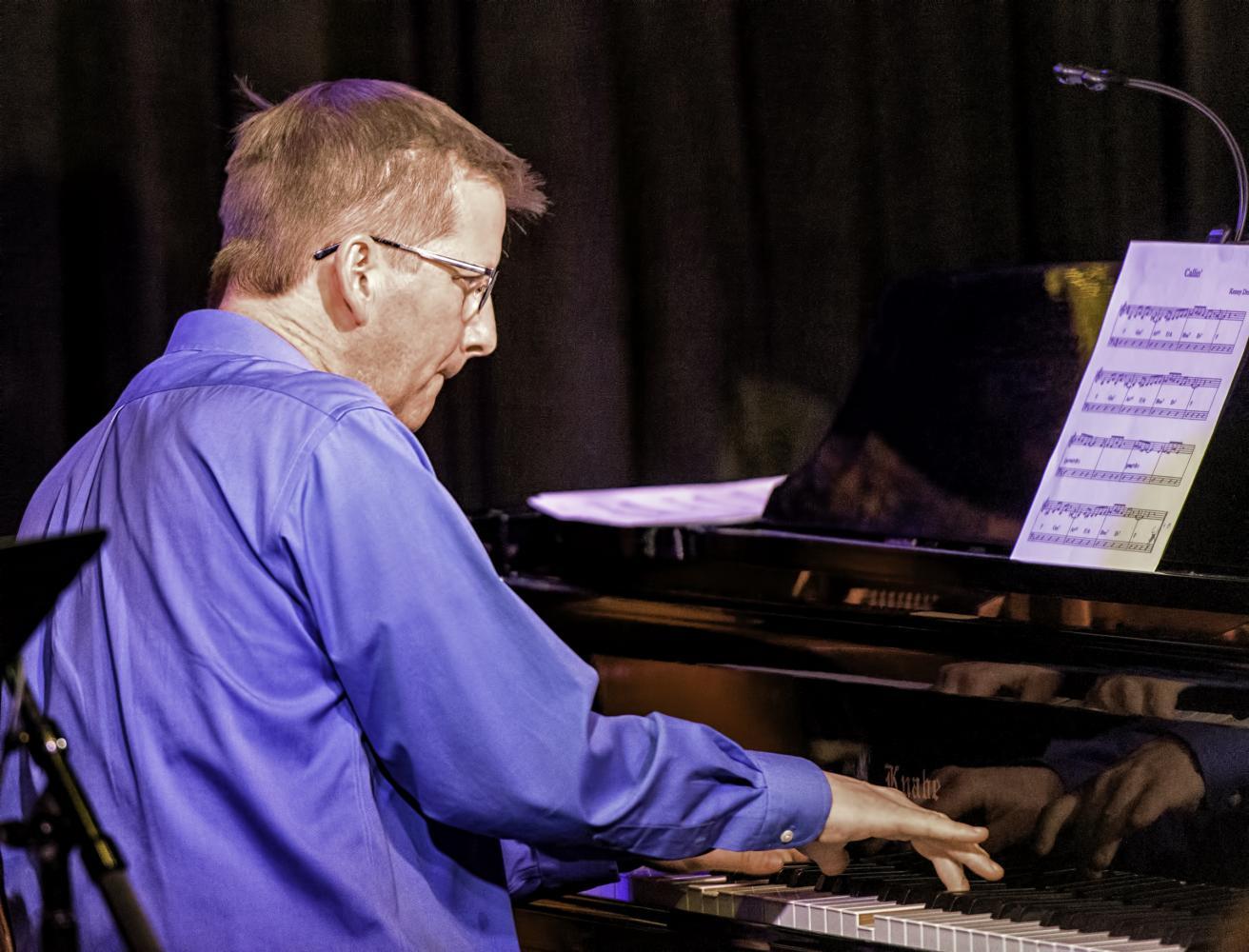 Michael Kocour With Juli Wood Quartet At The Nash On Phoenix
