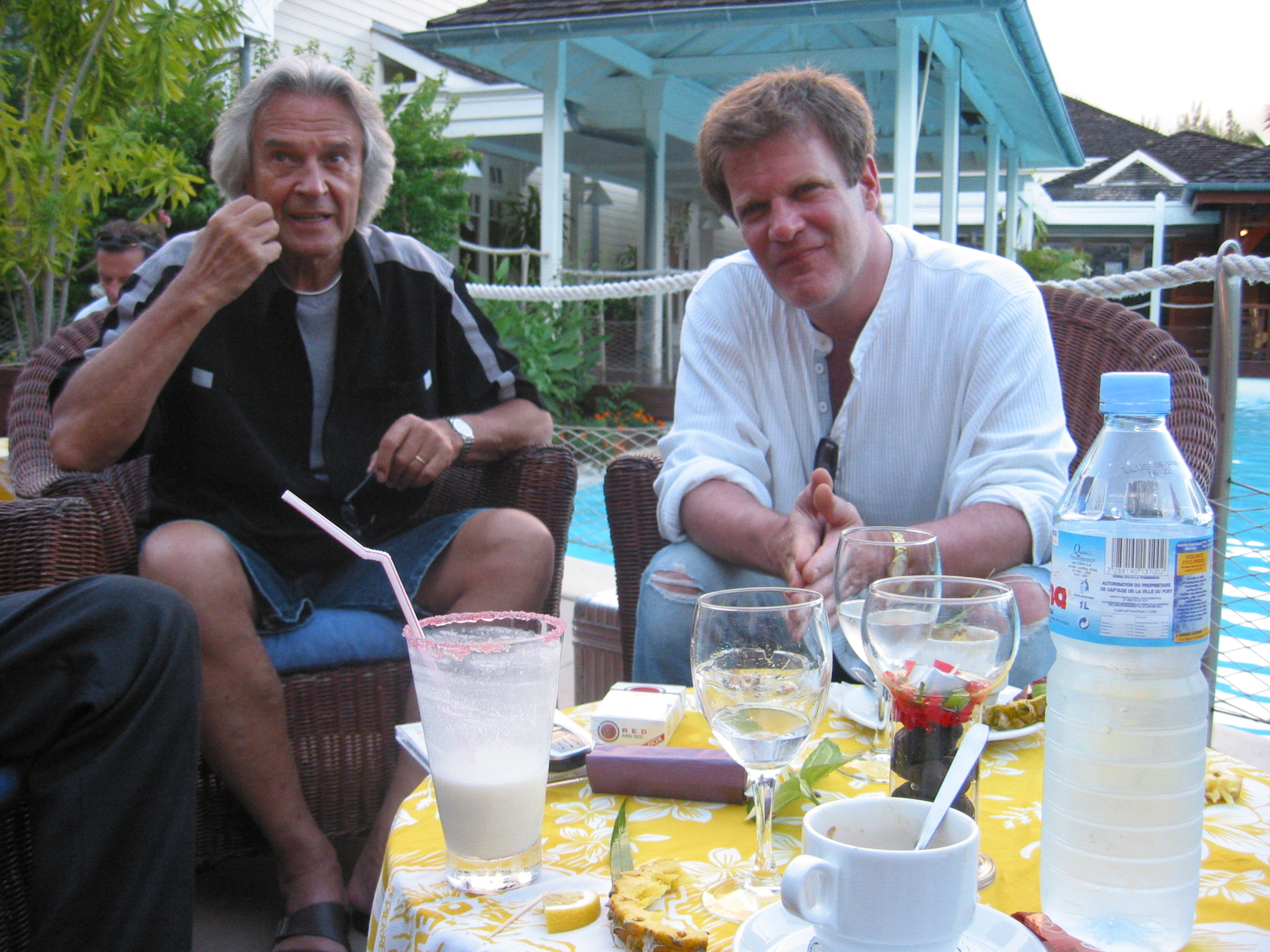 John mclaughlin & gary husband