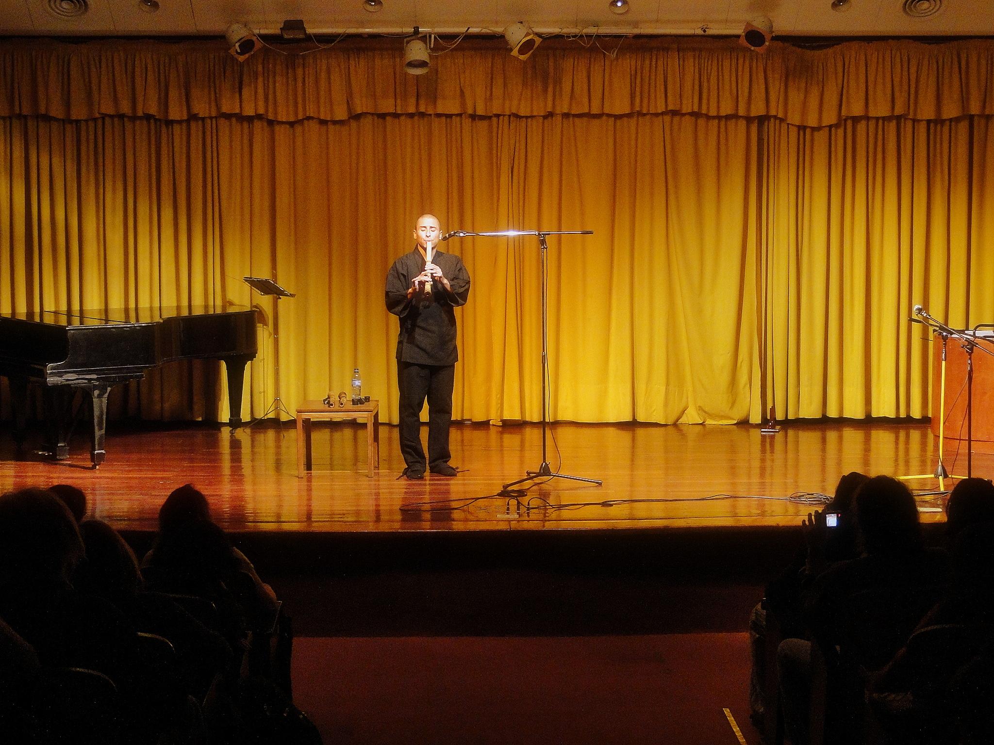 Rodrigo Rodriguez Concert - Auditorio Adolfo Calle Argentina
