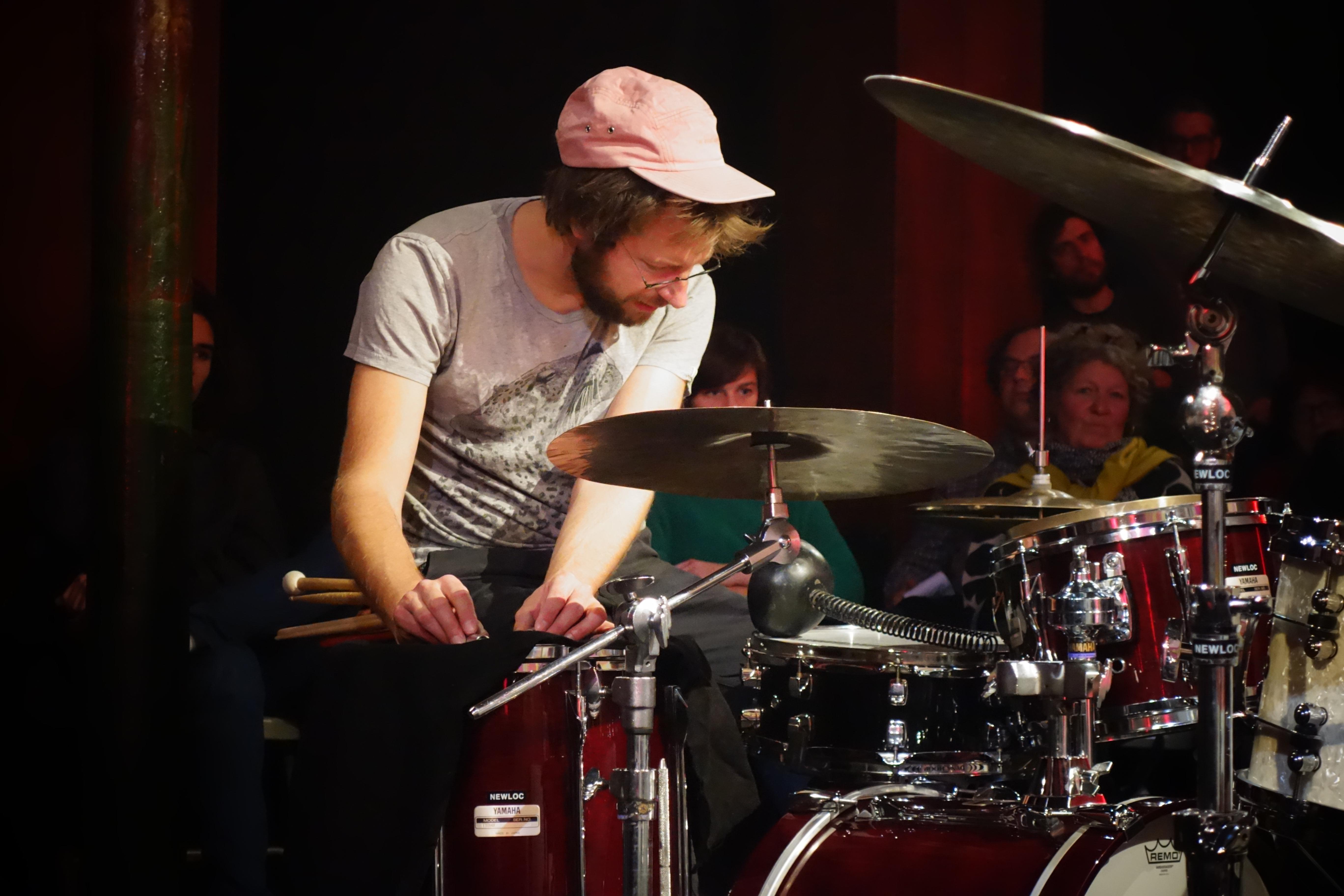 Julian Sartorius - Jazzdor Strasbourg 2017