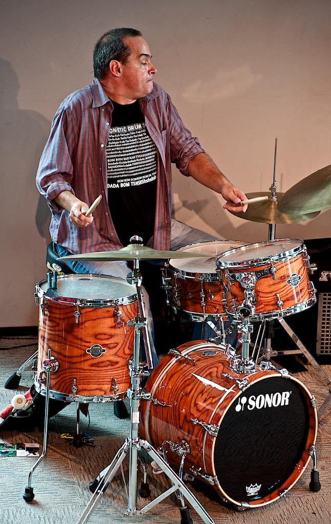 Barry Romberg - Richard Whiteman Trio - York University - Toronto