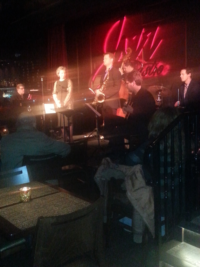 """""""57 Minutes"""" CD release event at Jazz Bistro"""