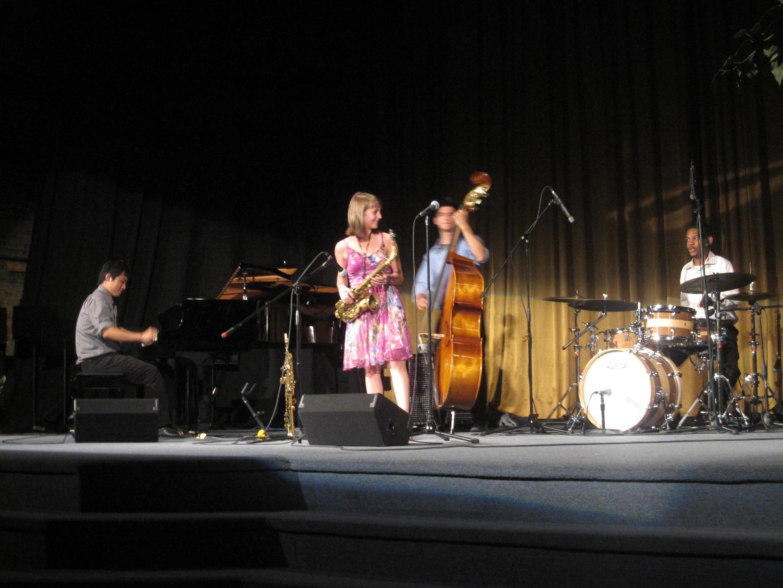 Justin Richey the Hailey Niswanger Quartet