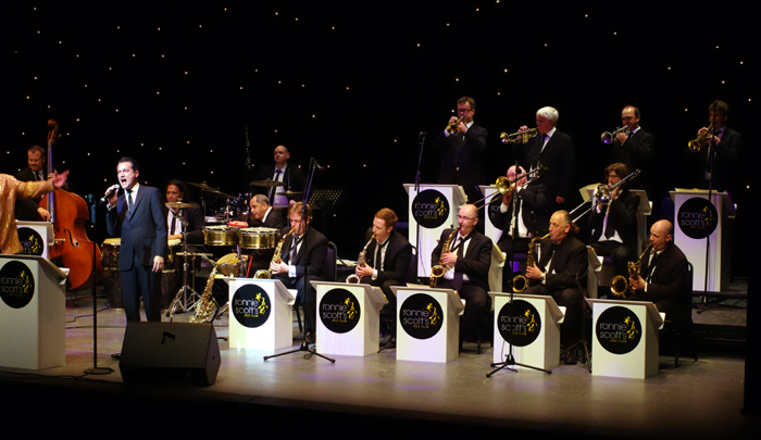 Ronnie Scott's Jazz Orch. 34698 Images of Jazz