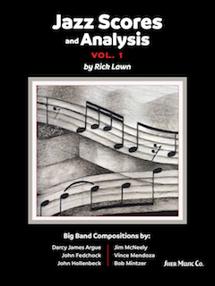 Jazz Scores And Analysis By Richard Lawn Now Available!