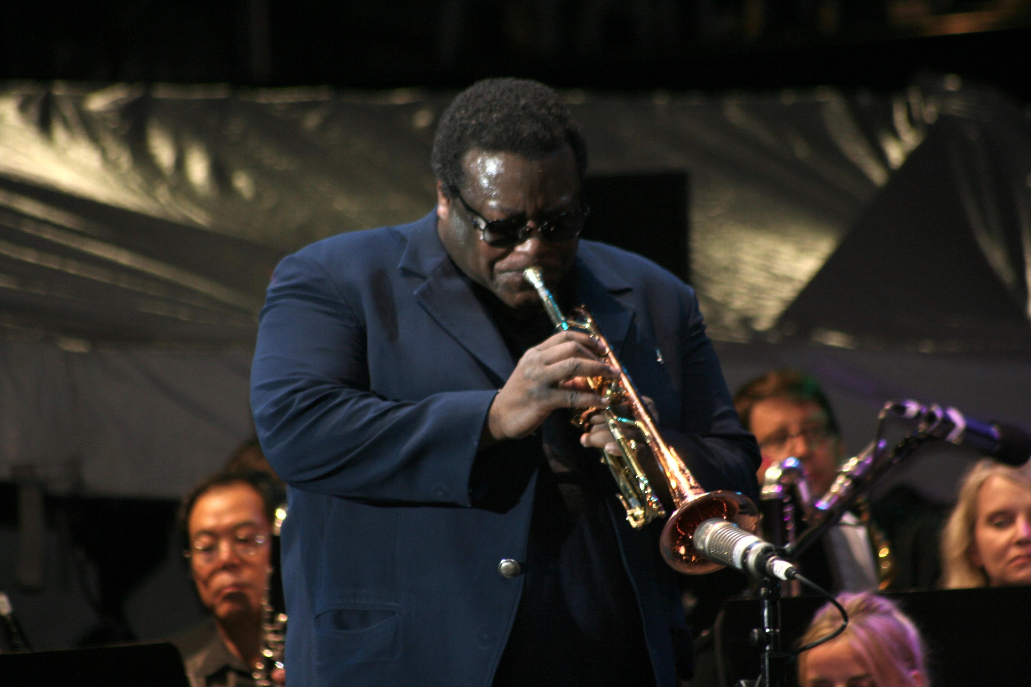 Wallace Roney @ 2014 Detroit Jazzfest