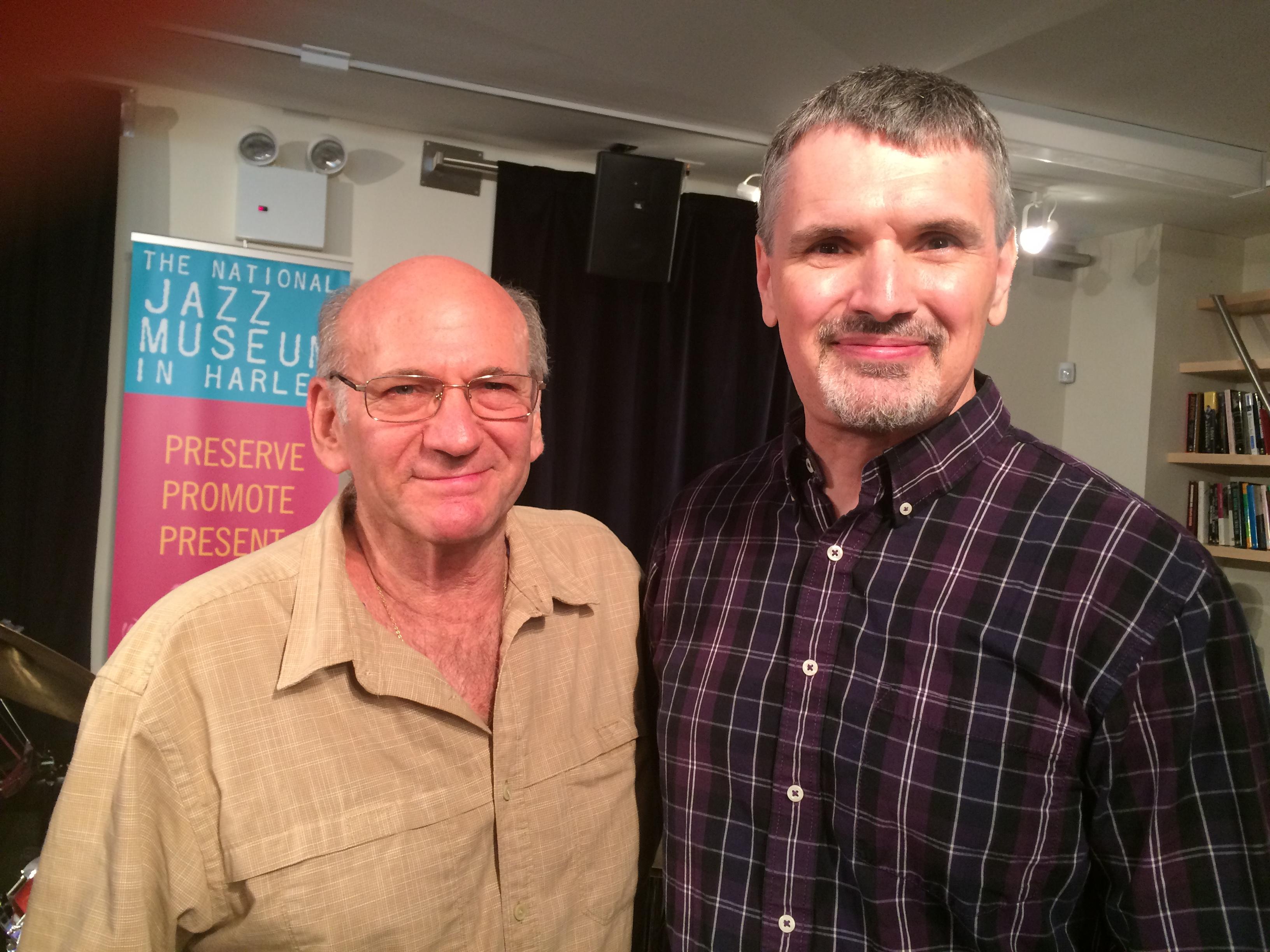 Dave Liebman and Heath Watts