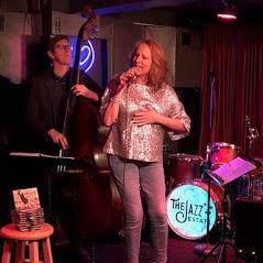 Elaine Dame at The Jazz Estate, Milwaukee