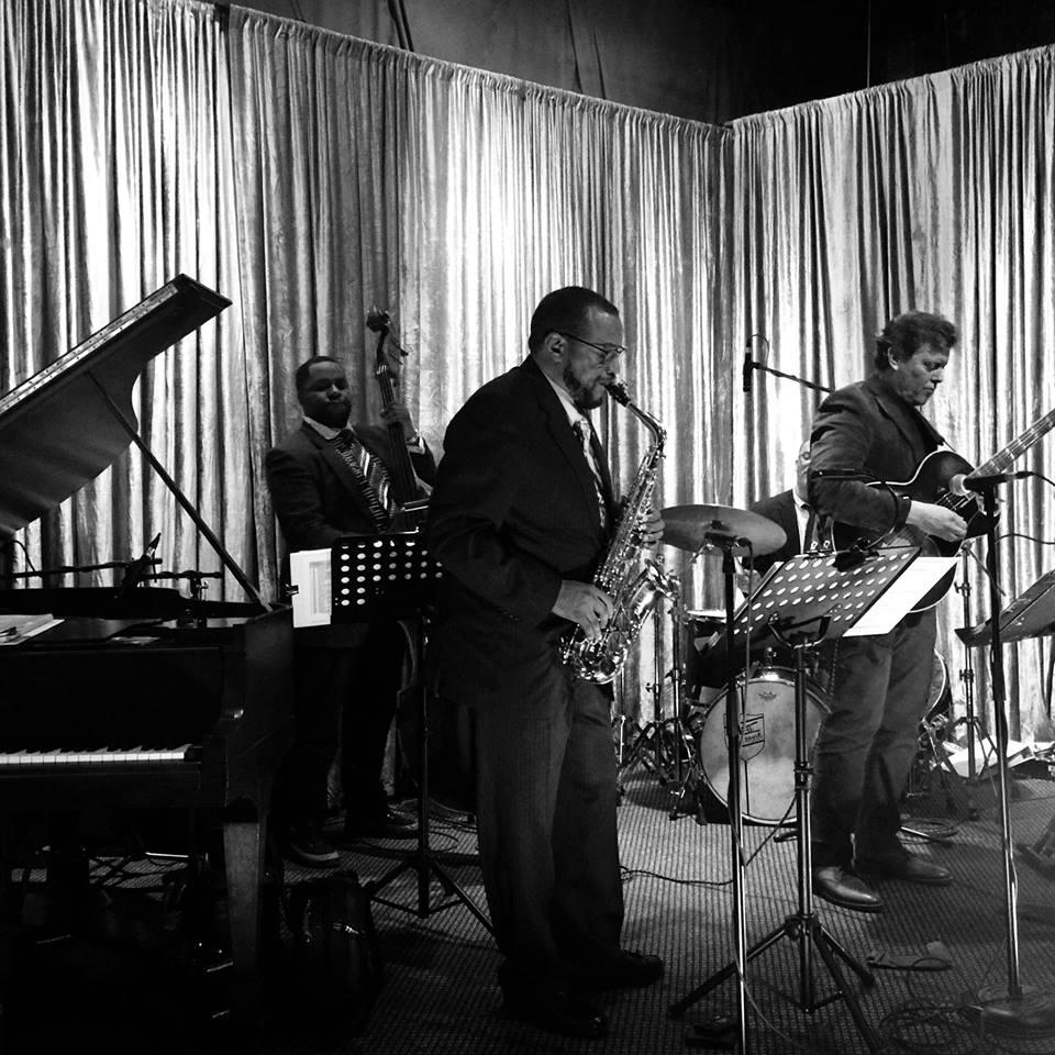 Christopher Burnett Quintet