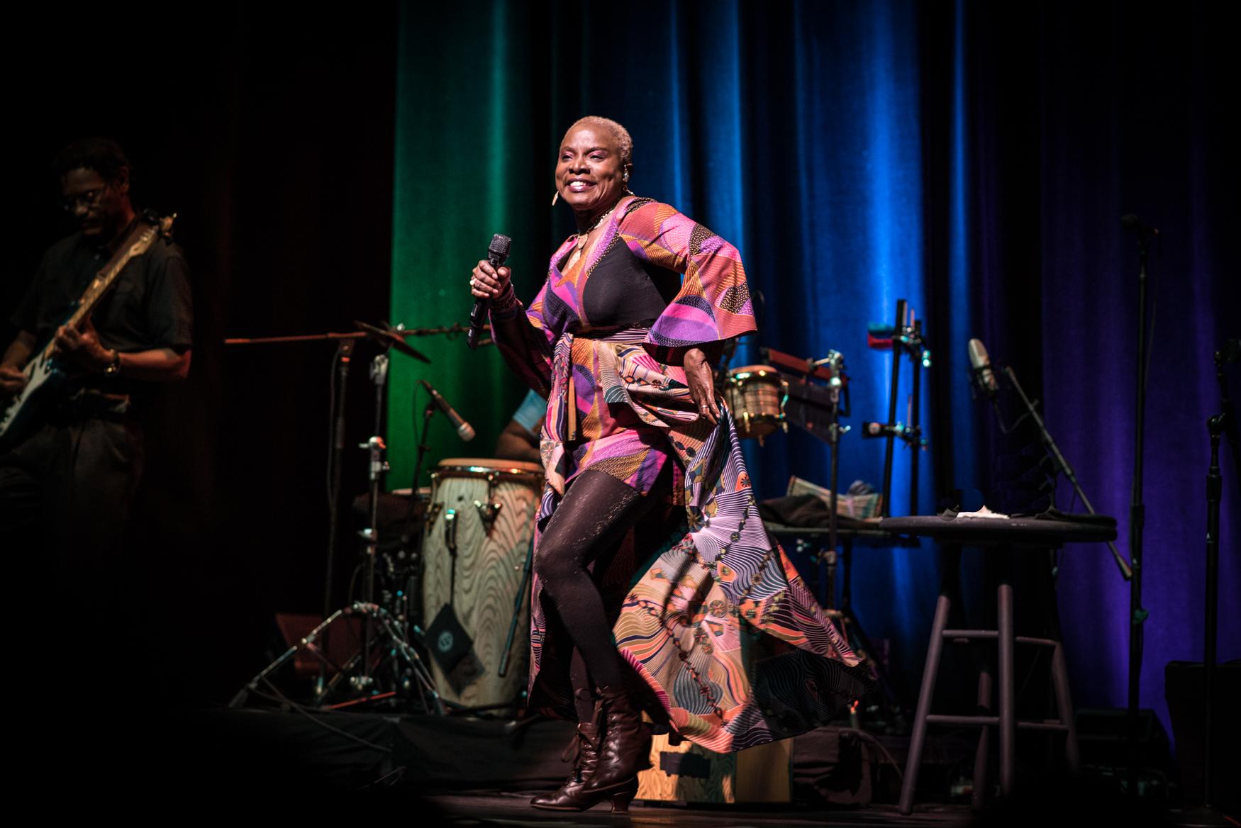 Angelique Kidjo, Alys Stephens Performing Arts Center