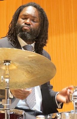 Dana Hall with Terrell Stafford Quintet, Michigan State University, October 30, 2012