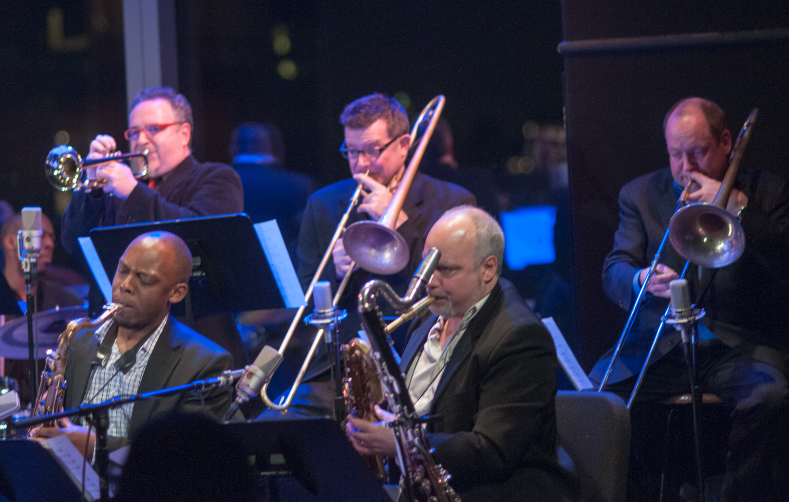 Endangered Species: The Music of Wayne Shorter at Dizzy's Club Coca Cola