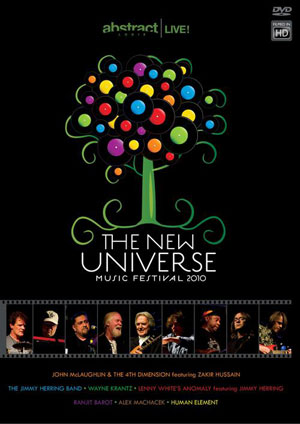 "Read ""Various Artists: The New Universe Music Festival 2010"" reviewed by Ian Patterson"