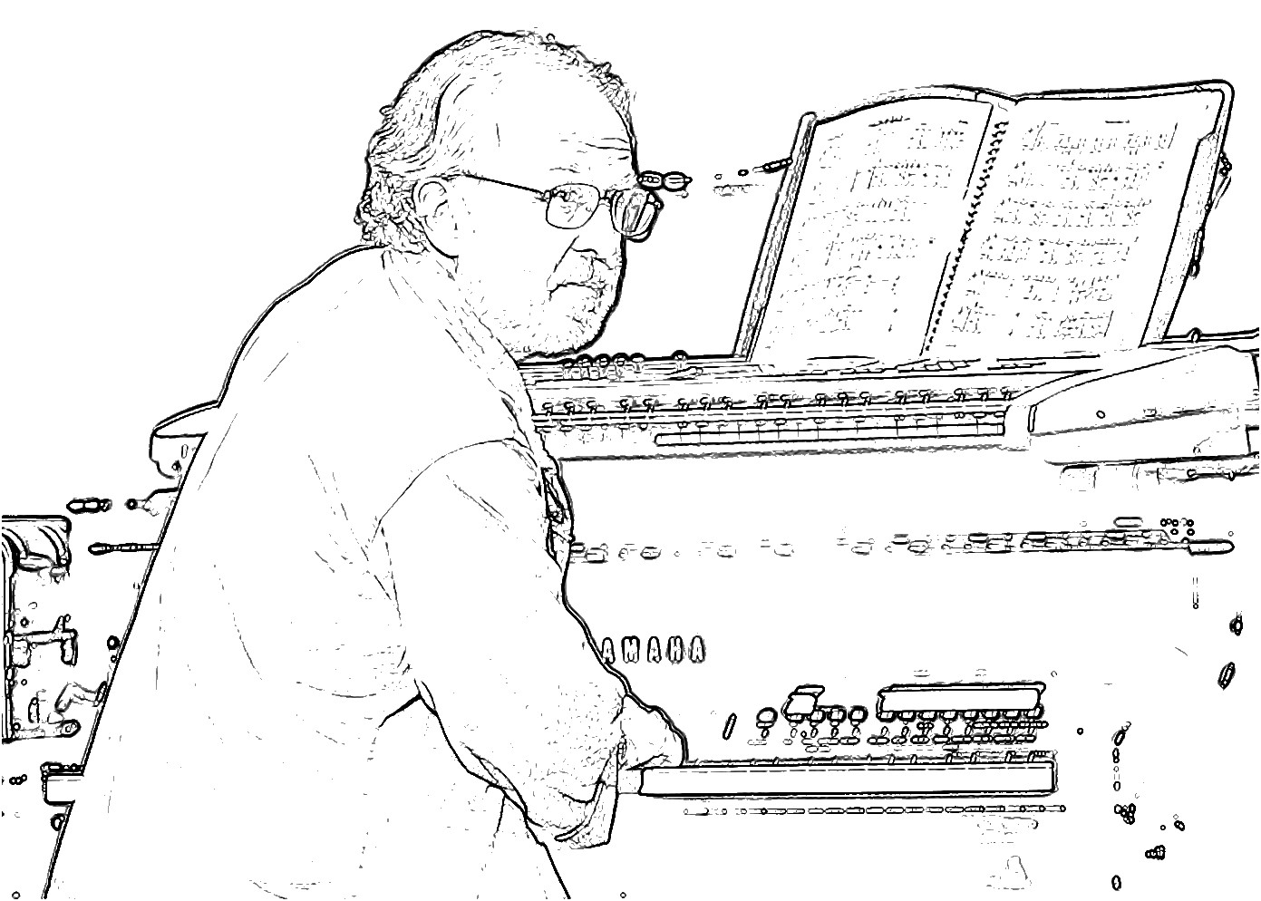 Bob James (Illustration)