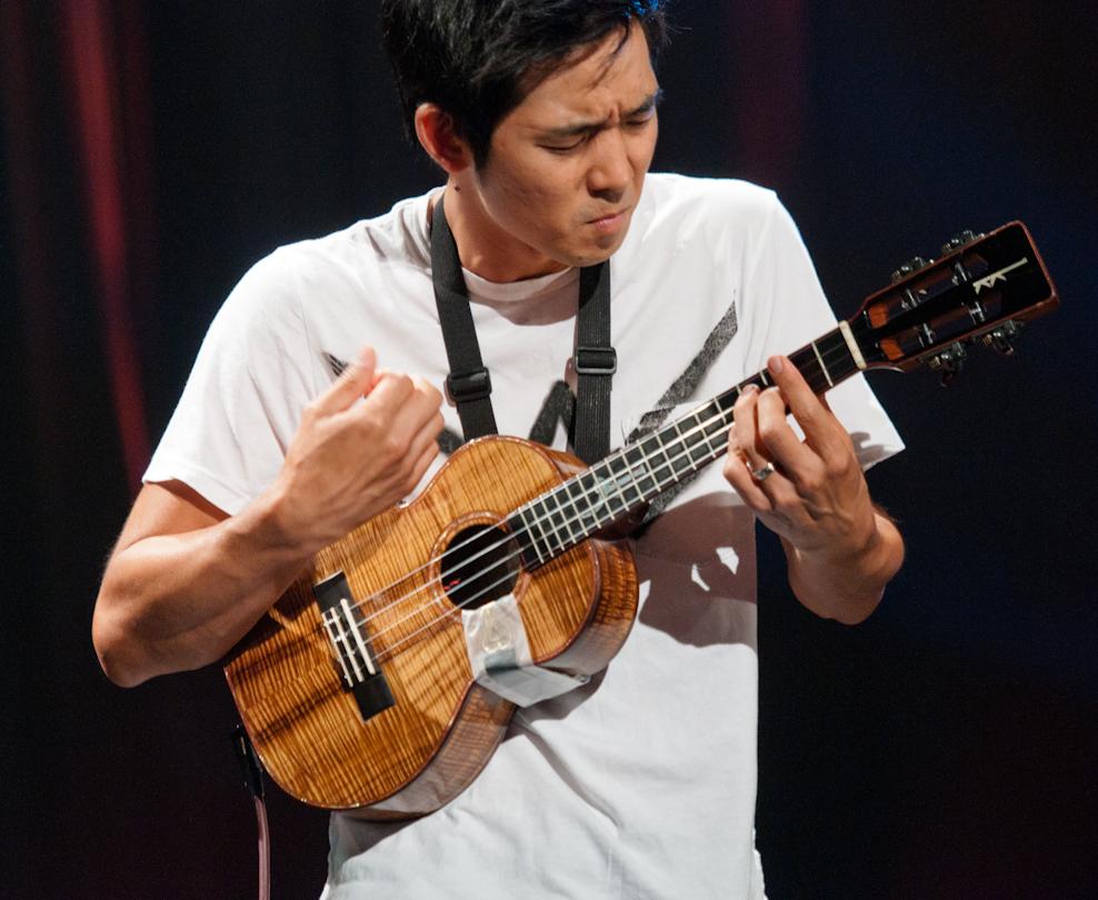 Jake Shimabukuro at the Montreal International Jazz Festival 2011