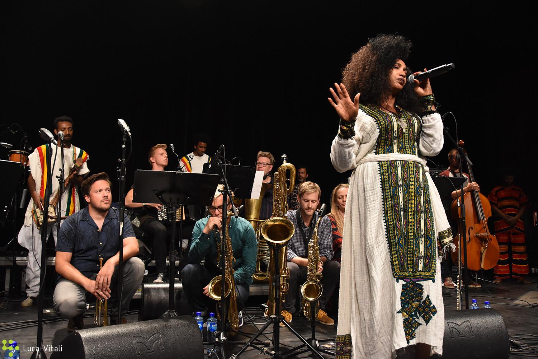 Nardos Tesfaye (Paal Nilssen – Love XL Unit, Ethiobraz Edition)