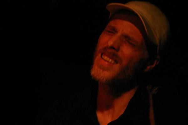 "Brad Shepik with ""Pachora"" at Amr, Sud Des Alpes, Geneva, Switzerland, 2004"