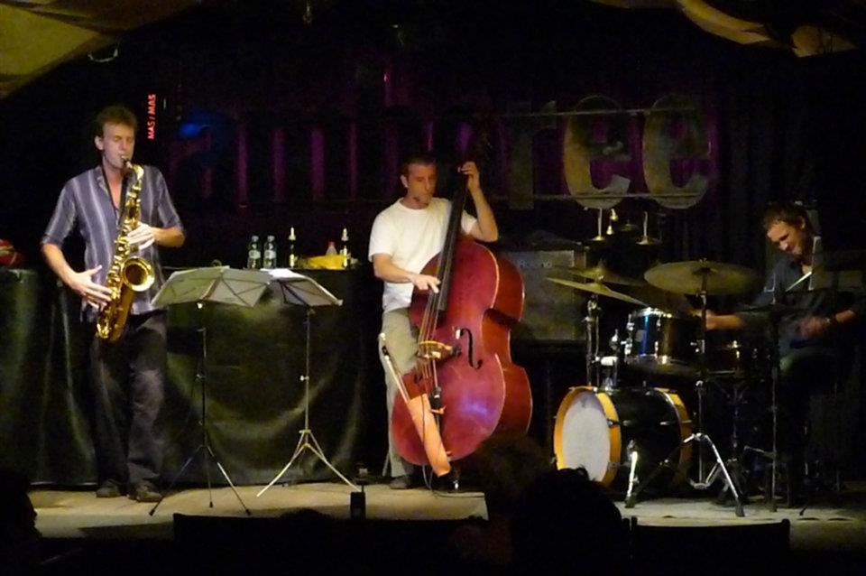 Jeroen Van Herzeele Trio