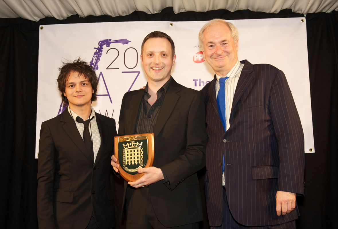 2011 British Parliamentary Jazz Awards Are Announced