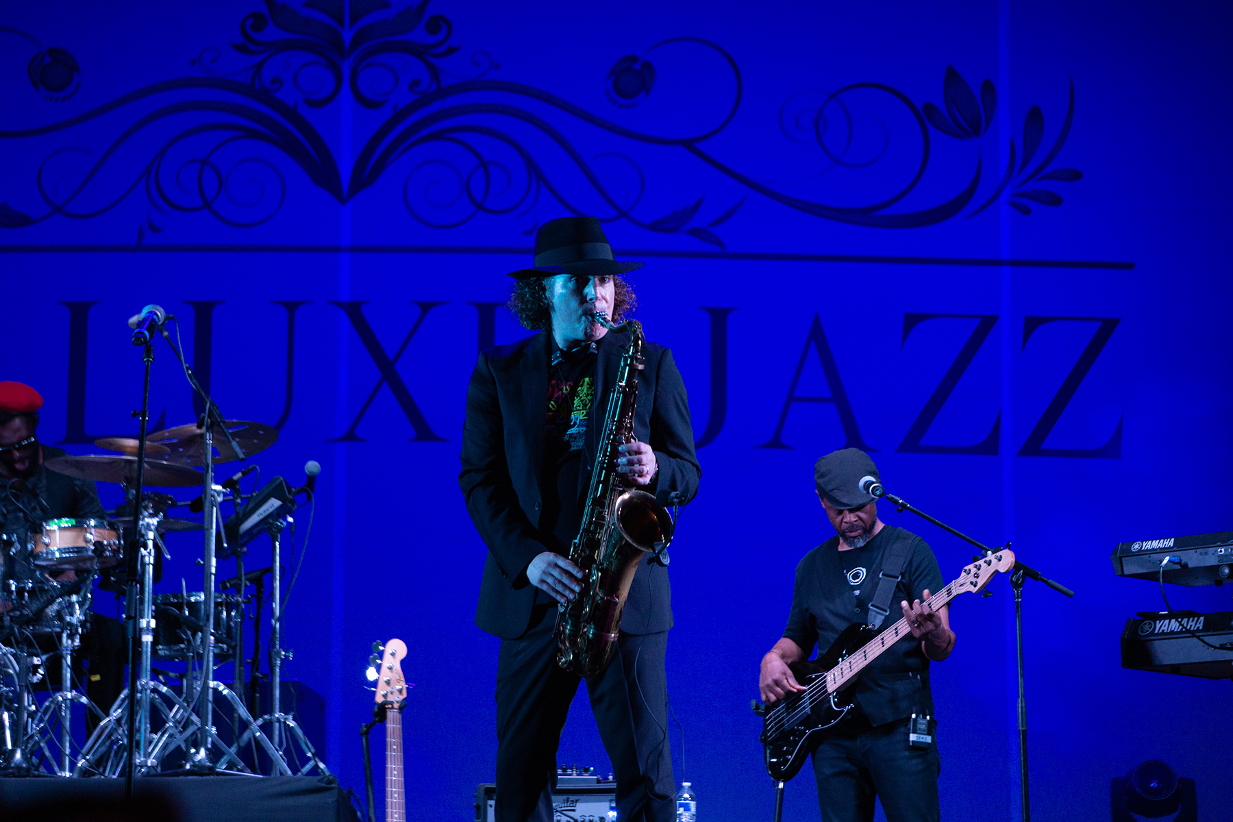 "Saxophonist Boney James Is ""The Cat In the Hat"" at Life Luxe Jazz"