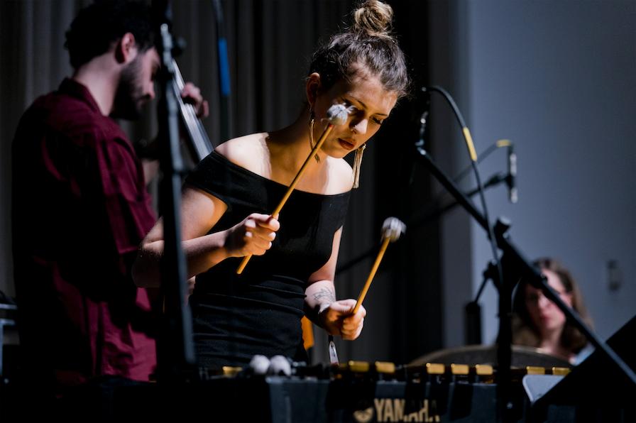 Sasha Berliner, winner of the LetterOne RISING STARS Jazz Award