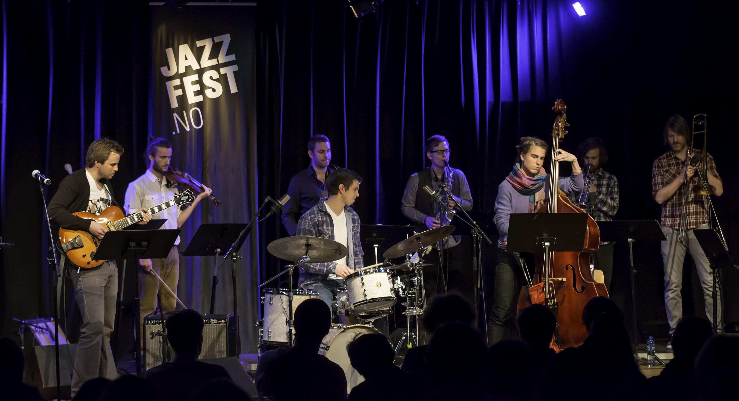 Jazz Students Go Difference, 2012 Trondheim Jazz Festival