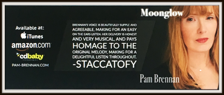 Pam Brennan - Moonglow