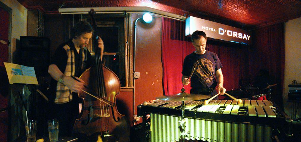 Kevin Norton and John Lindberg - Barbs 2006