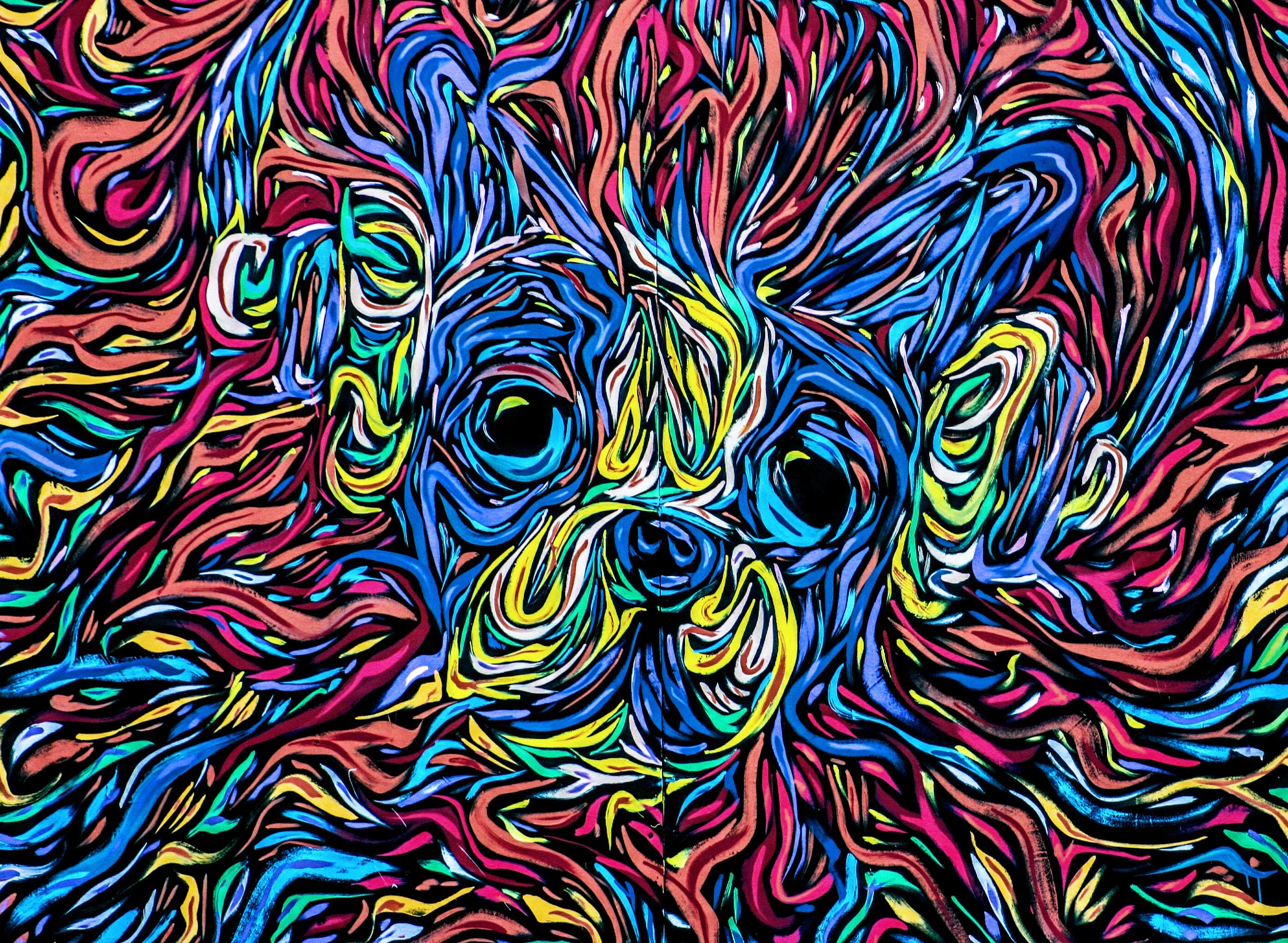 GUM Fest mural
