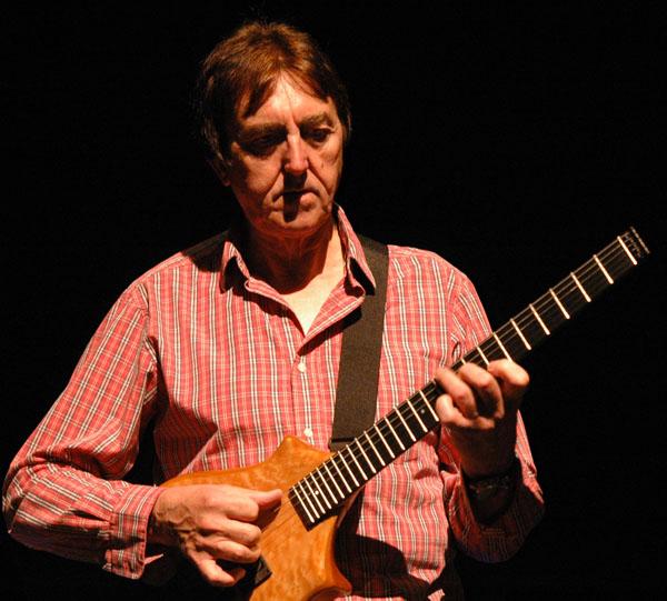 Allan Holdsworth Gatineau 2009