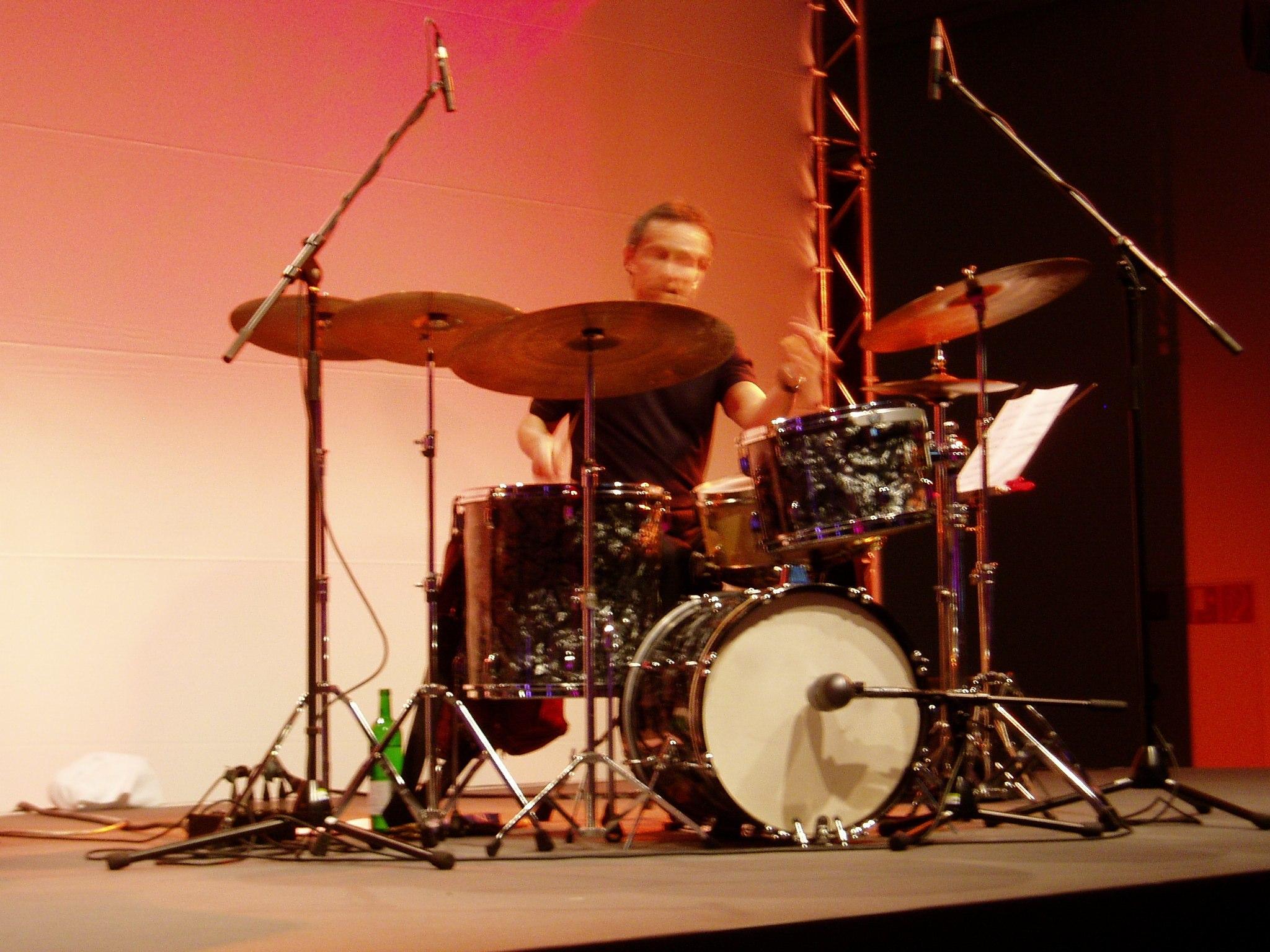 Drori Mondlak - Audi Jazz Festival with Lynne Arriale Trio