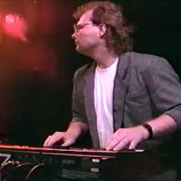 At Musicians Institute, 1989
